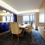 Presidential Dining Suite Area